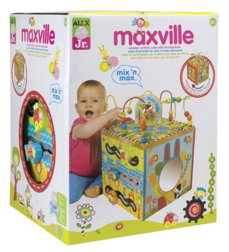 ALEX Toys ALEX Jr. Maxville Activity Center