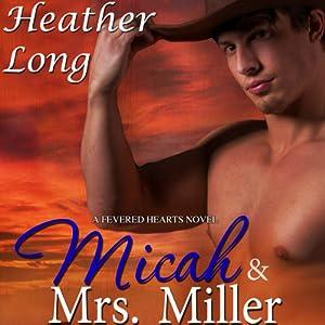 Micah & Mrs. Miller Audiobook