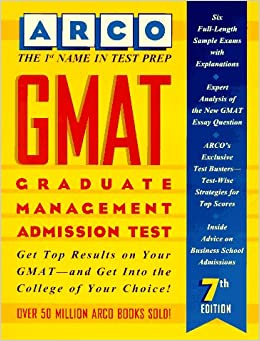 books read gmat essay The graduate management admission test (gmat (/ ˈ dʒ iː m æ t / (jee-mat))) is a computer adaptive test (cat) intended to assess certain analytical, writing, quantitative, verbal, and reading skills in written english for use in admission to a graduate management program, such as an mba it requires knowledge of certain specific.