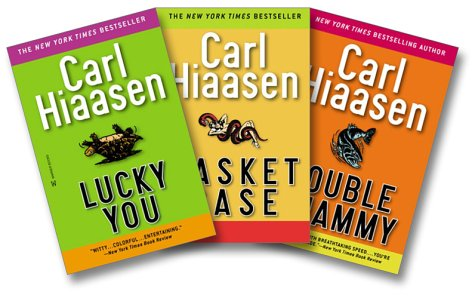 Carl Hiassen&amp;#39;s South Florida Three-Book Set #2