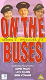 On The Buses: Series 2 - Episodes 4-6 [VHS] [1969]