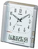 CASIO (カシオ) 目覚し時計 WAVE CEPTOR ウェーブセプター 電波時計 温度表示 湿度表示 TTM-200J-9JF