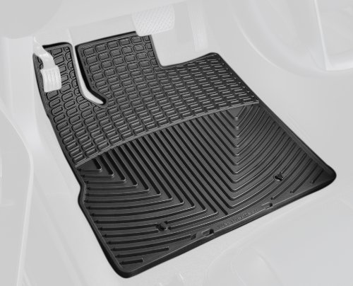 WeatherTech Trim to Fit Front Rubber Mats for Chevrolet Equinox, Black (Weathertech W165 compare prices)