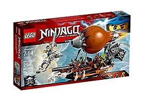 LEGO Ninjago 70603: Raid Zeppelin Mixed