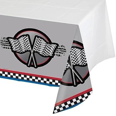 Racing Plastic Tablecover