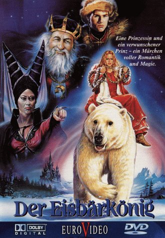 Король белый медведь / Polar Bear King, The / Kvitebj&#248rn Kong Valemon (Ула Солум / Ola Solum) [1992 г., сказка, DVD5 (custom)], R2