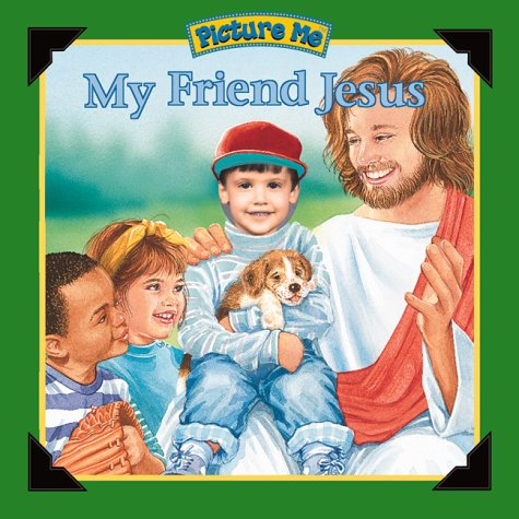 Picture Me With My Friend Jesus: Boy Version (Picture Me), DANDI DALEY MACKALL