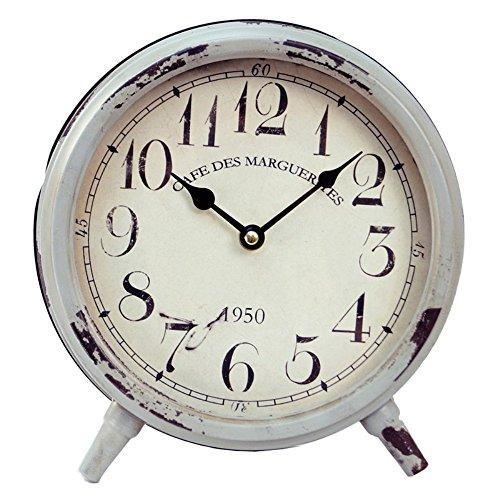 VIP International Round Table Clock 0