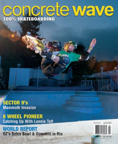 Skate Love  - Magazine cover
