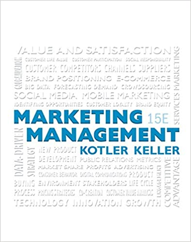 Marketing Management Plus MyMarketingLab With Pearson EText -- Access Card Package (15th Edition)