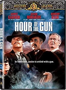"Cover of ""Hour of the Gun"""