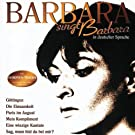 Singt Barbara +10