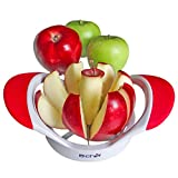 Apple Slicer, Corer, Cutter and Divider with an 8 Slice 3 1/2