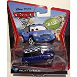 Disney Pixar Cars 2 Movie Die Cast Becky Wheelin #33 1:55 Scale