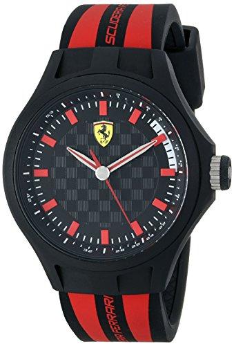 Ferrari De los hombres Analógico Casual Cuarzo Reloj 0830172