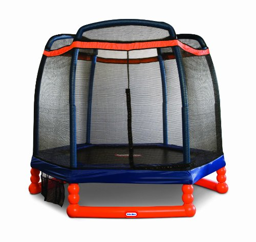 Review Of Little Tikes 7' Trampoline