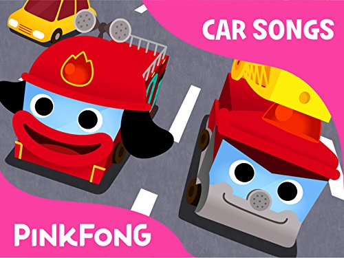 PINKFONG! Car Songs - Season 2