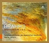ブラームス:交響曲 第2番&第3番[SACD Hybrid]