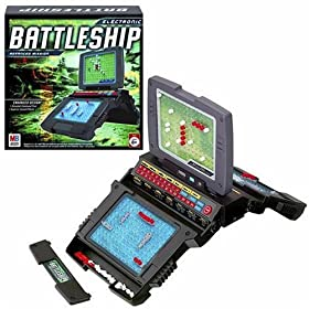 Battleship board game!