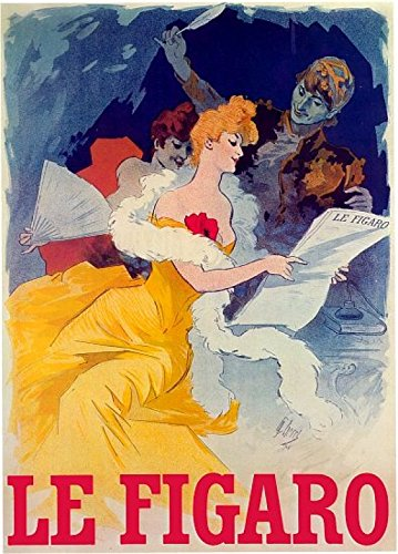 vintage-french-advertising-art-le-figaro-artistica-di-stampa-4572-x-6096-cm