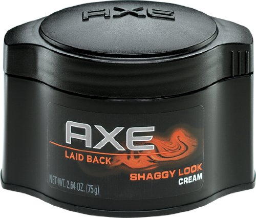 Buy Axe Laid Back Shaggy Look Cream, 2.64-Ounce Jars (Pack of 3)