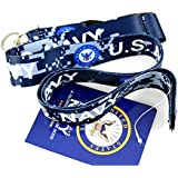 """Official Licensed Products Military """"US NAVY"""" Camo Lanyards"""
