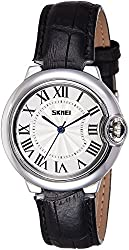 Skmei Analog Multi-Colour Dial Womens Watch - 9088BSW