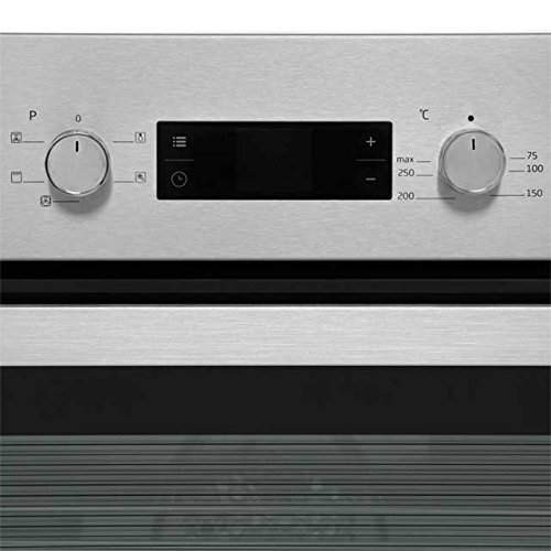 Beko EcoSmart BRIF22300X Built In Electric Single Oven - Stainless Steel. It Will Perfeclty Look Great Built Into Your Kitchen