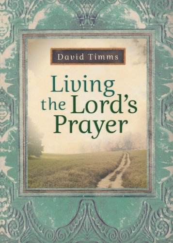 Living The Lord'S Prayer front-78048