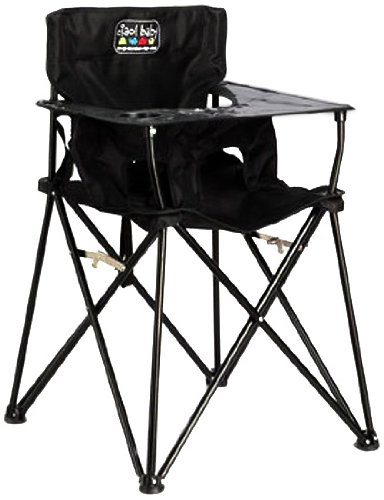 Review Of ciao! Baby Portable High Chair, Black,