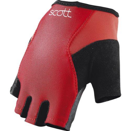Scott Essential Damen Fahrrad Handschuhe kurz orange/rot 2014: Größe: XS (6)