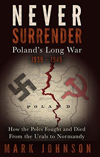 Never Surrender: Poland's Long War by Mark Johnson (30-Apr-2014) Paperback