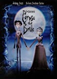 Tim Burton's Corpse Bride (Lenticular Cover + Illustrated Storybook)