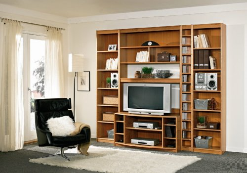 Jaycee Classic Soft 5 Piece TV Cabinet Set