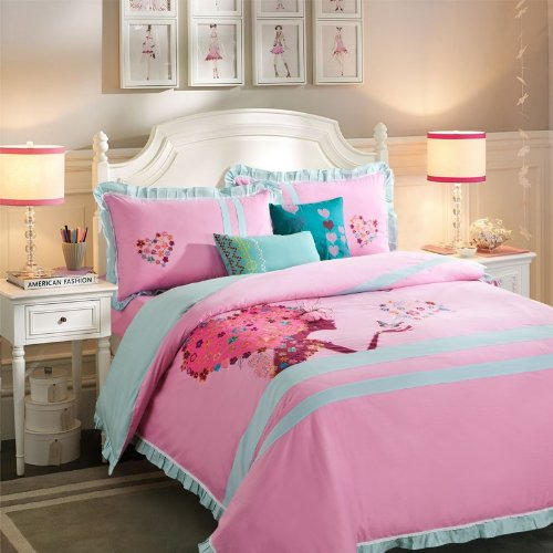 Girl Baby Bedding front-901735