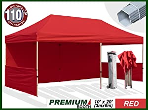 Eurmax Premium Ez up Canopy Booth
