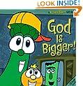 God is Bigger!   (CD) (Veggie Tales Gift Book)