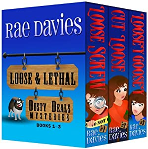 Loose & Lethal: Dusty Deals Mystery Series Box Set