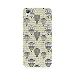 Ebby Balloon Scripture Premium Printed Case For HTC 626