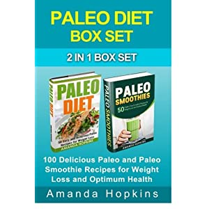 Paleo Diet Box Set: 100 D Livre en Ligne - Telecharger Ebook
