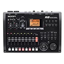 ZOOM R8 Multi Track Recorder / Audio Interface NEW Japan Import