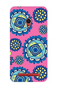 ZAPCASE PRINTED BACK COVER FOR ASUS ZENFONE 6
