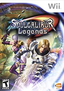 Soul Calibur Legends - Wii