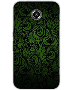 Nexus 6 Back Cover Designer Hard Case Printed Cover