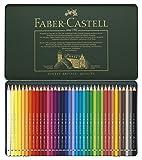 ファーバーカステル アルブレヒト デューラ水彩色鉛筆 36色 缶入117536