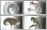 Dinamarca-Islas Feroe 749-752 (completa.edición.) 2012 dichos (sellos para los coleccionistas)