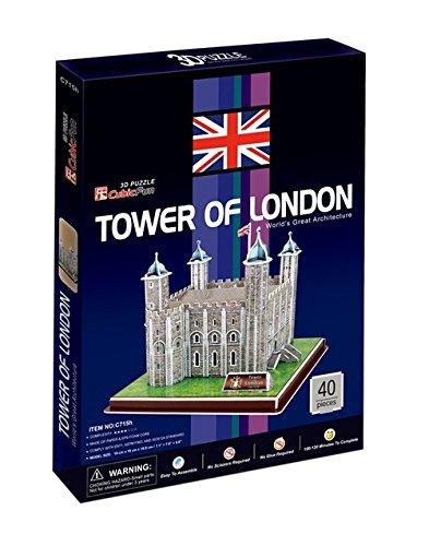 CubicFun C715H Tower of London Puzzle
