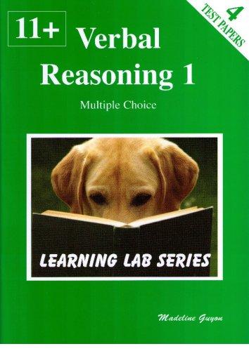 11+ Practice Papers: Bk. 1: Verbal Reasoning Multiple Choice