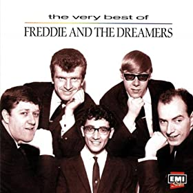 Amazon.com: Very Best Of Freddie And The Dreamers: Freddie & The ...