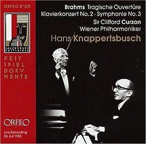 Trag.Ouvertüre/Klavierkonzert 2/Sinfonie 3